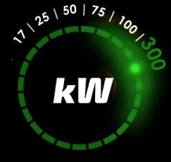 300kW