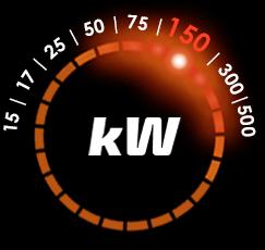500kW